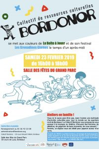 Le Collectif BORDONOR déborde !