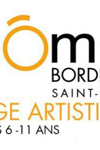 Môm Bordeaux Saint Louis > Stages artistique MARS/AVRIL 2019