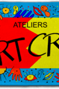 ATELIERS d'EXPRESSIONS CREATRICES > ART CRU
